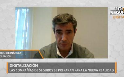 """Entrevista: """"El seguro digitalizará el 75% de sus procesos de acá a fin del próximo año"""""""